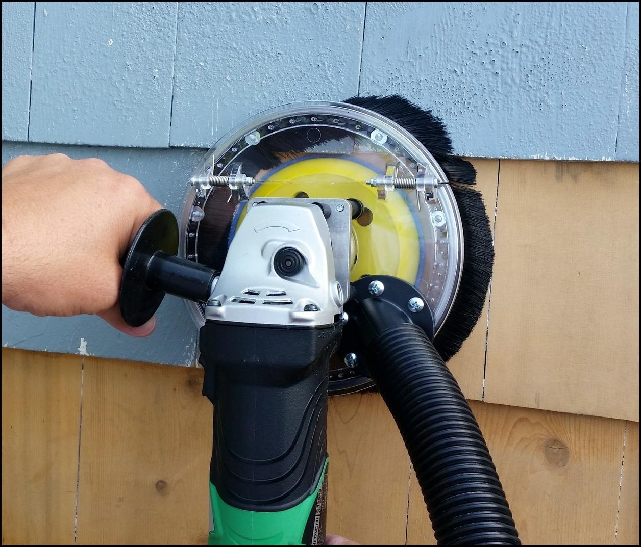 Orbital Sandervac Pro Paint Removal Paintshaver Com