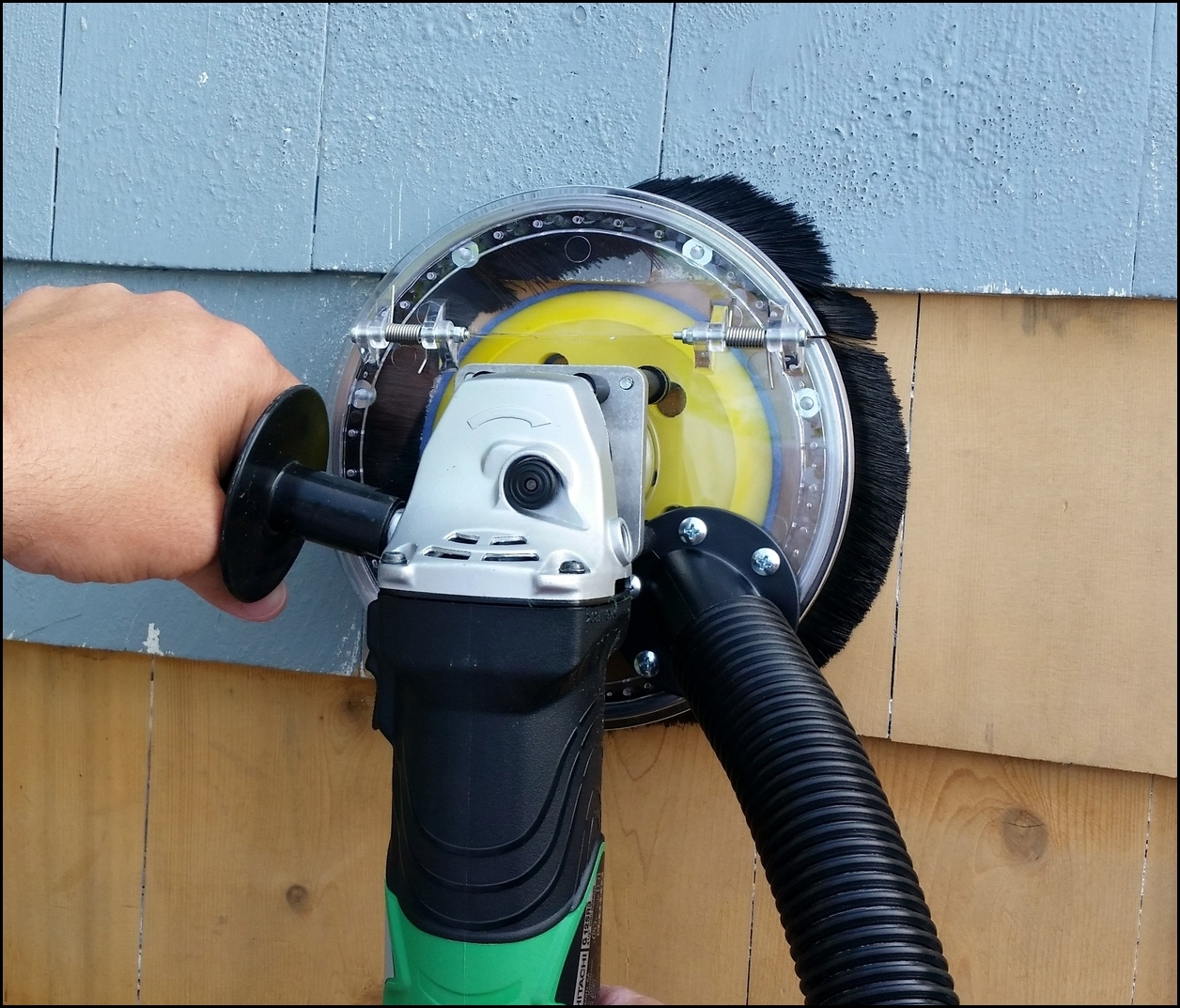 orbital sandervac pro paint removal