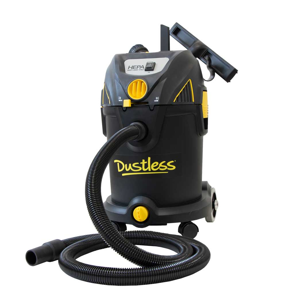 8 Gallon Dustless Technologies HEPA Vacuum