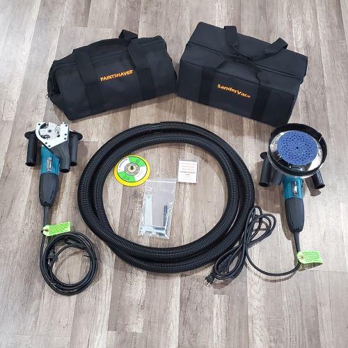 6 Amp Paintshaver® Pro Combo Kit