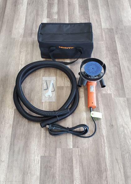 """240 Volt 5"""" Random Orbital SanderVac™ Pro"""